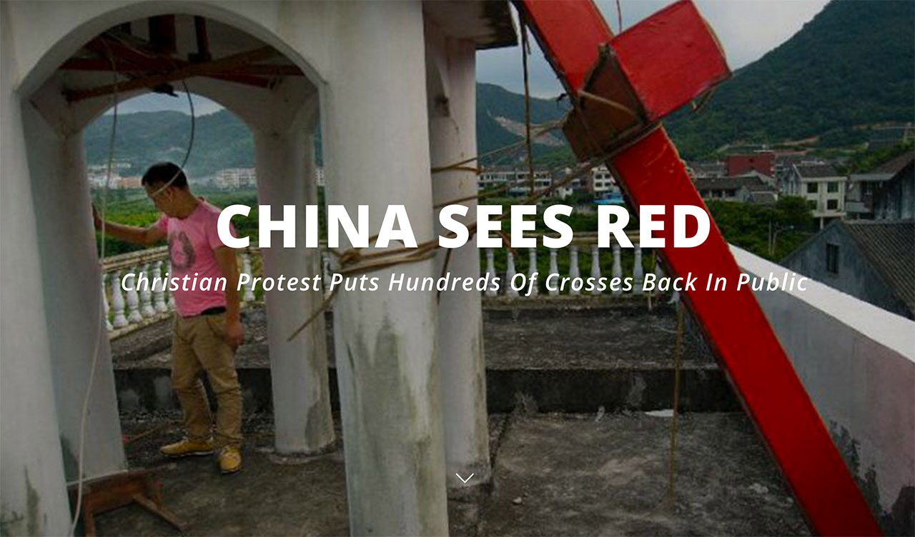 China-Sees-Red-Christian-Protest-Puts-Hundreds-Of-Crosses-Back-In-Public-007