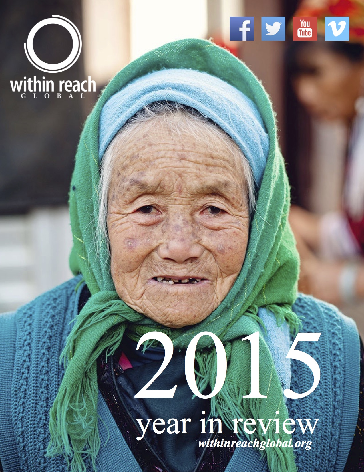 2015 Year In Review cover